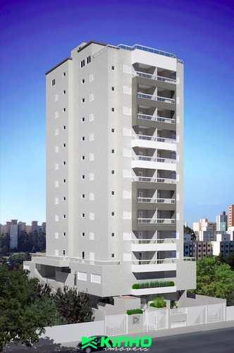 Apartamento, código AP701 em Praia Grande, bairro Canto do Forte
