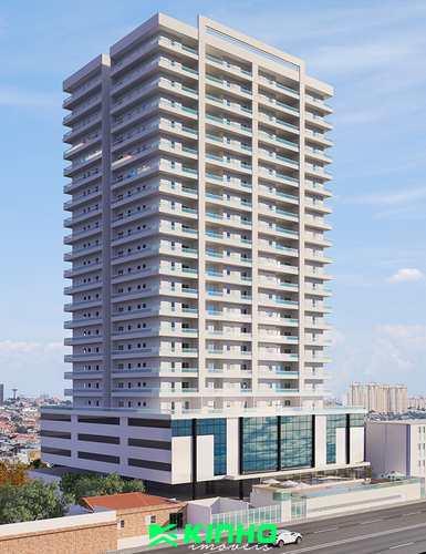 Apartamento, código AP705 em Praia Grande, bairro Caiçara