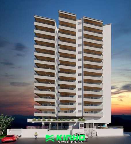Apartamento, código AP753 em Praia Grande, bairro Guilhermina