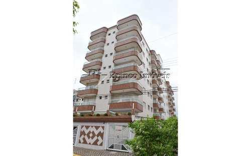 Apartamento, código 705 em Praia Grande, bairro Caiçara