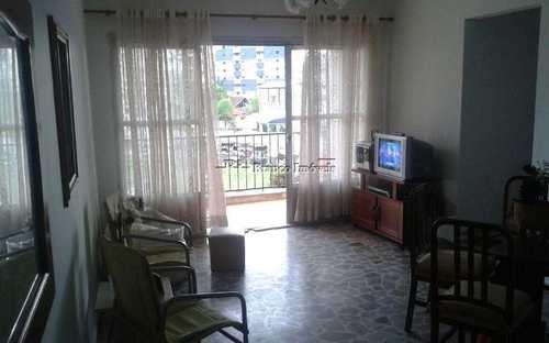 Apartamento, código 683 em Praia Grande, bairro Caiçara