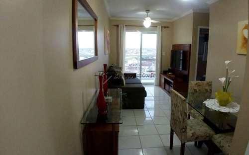 Apartamento, código 652 em Praia Grande, bairro Caiçara