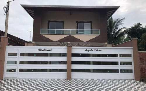 Casa de Condomínio, código 585 em Praia Grande, bairro Maracanã
