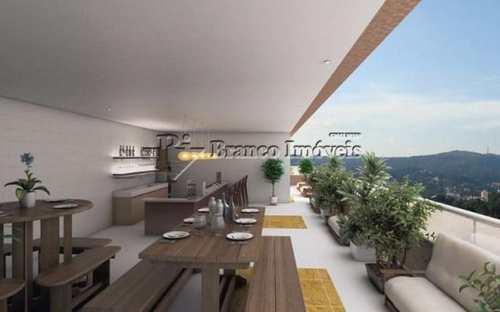 Apartamento, código 361 em Praia Grande, bairro Caiçara