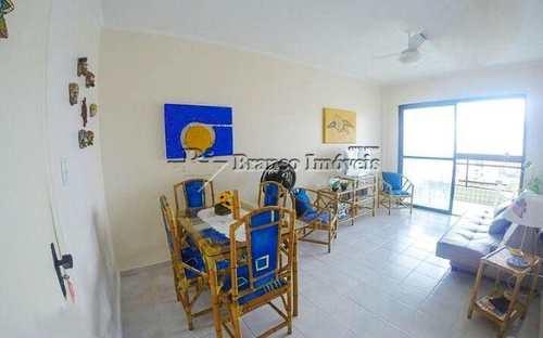 Apartamento, código 654 em Praia Grande, bairro Caiçara