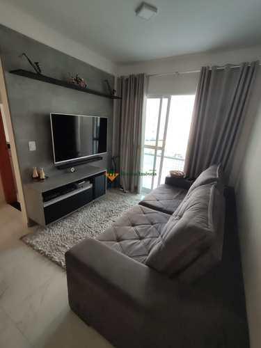 Apartamento, código 746 em Praia Grande, bairro Caiçara