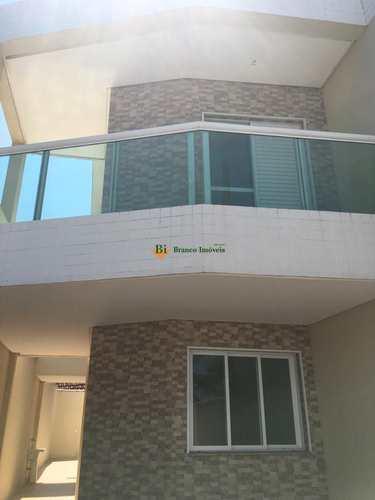Sobrado, código 749 em Praia Grande, bairro Maracanã