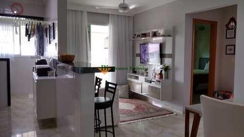 Apartamento, código 753 em Praia Grande, bairro Caiçara