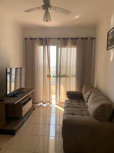 Apartamento, código 775 em Praia Grande, bairro Caiçara