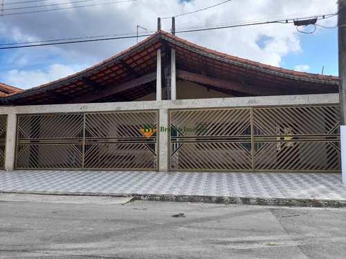Casa, código 785 em Praia Grande, bairro Caiçara