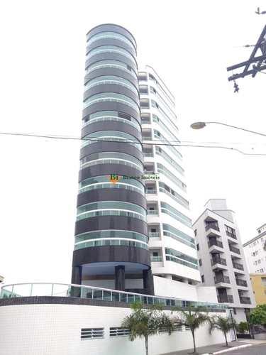 Apartamento, código 799 em Praia Grande, bairro Caiçara