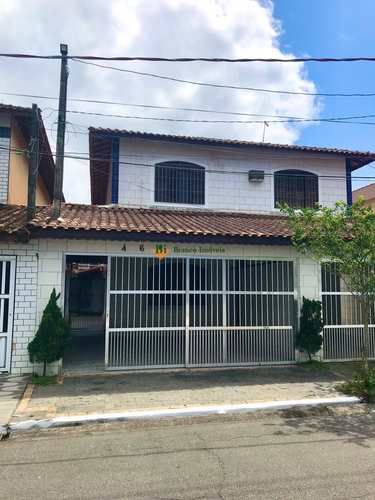 Sobrado, código 803 em Praia Grande, bairro Caiçara