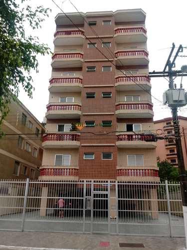 Apartamento, código 808 em Praia Grande, bairro Caiçara