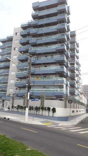 Apartamento, código 810 em Praia Grande, bairro Caiçara