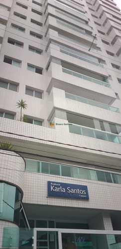 Apartamento, código 816 em Praia Grande, bairro Caiçara