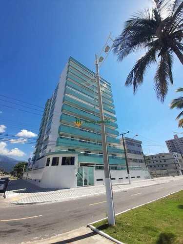 Apartamento, código 824 em Praia Grande, bairro Real