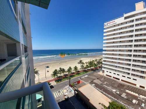Apartamento, código 825 em Praia Grande, bairro Real