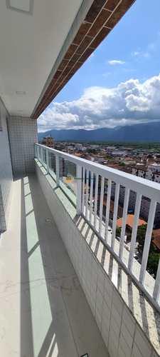 Cobertura, código 830 em Praia Grande, bairro Caiçara