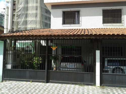 Sobrado, código 838 em Praia Grande, bairro Caiçara