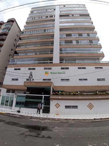 Apartamento, código 842 em Praia Grande, bairro Caiçara