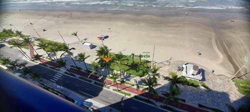 Apartamento, código 845 em Praia Grande, bairro Caiçara