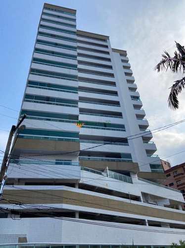 Apartamento, código 873 em Praia Grande, bairro Caiçara