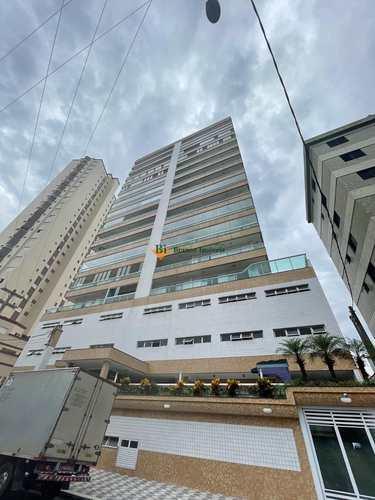 Apartamento, código 890 em Praia Grande, bairro Caiçara