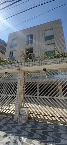 Apartamento, código 908 em Praia Grande, bairro Guilhermina