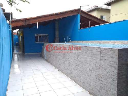 Casa, código 2 em Praia Grande, bairro Parque das Américas
