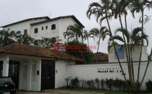Apartamento, código 9 em Praia Grande, bairro Maracanã