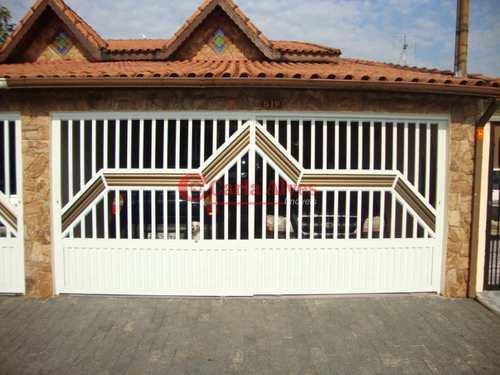 Casa, código 15 em Praia Grande, bairro Guilhermina