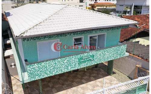Casa, código 26 em Praia Grande, bairro Tupi