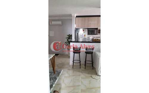 Apartamento, código 34 em Praia Grande, bairro Caiçara