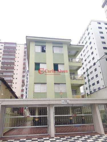 Apartamento, código 48 em Praia Grande, bairro Caiçara