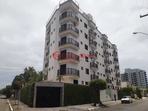 Apartamento, código 49 em Praia Grande, bairro Caiçara