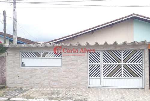 Casa, código 64 em Praia Grande, bairro Caiçara