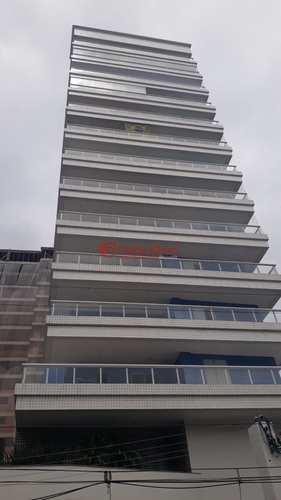Apartamento, código 66 em Praia Grande, bairro Canto do Forte