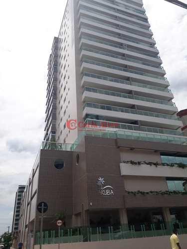 Apartamento, código 76 em Praia Grande, bairro Caiçara