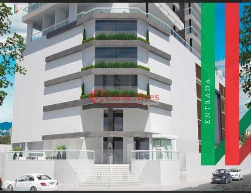 Apartamento, código 81 em Praia Grande, bairro Guilhermina