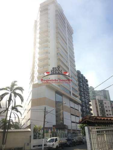 Apartamento, código 125 em Praia Grande, bairro Guilhermina