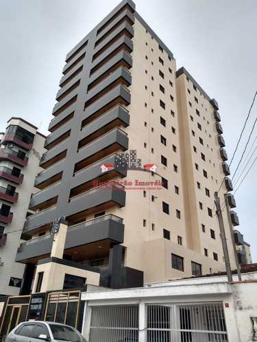Apartamento, código 250 em Praia Grande, bairro Guilhermina