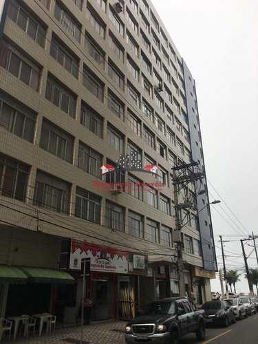Kitnet, código 253 em Praia Grande, bairro Boqueirão