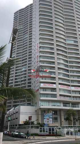 Apartamento, código 334 em Praia Grande, bairro Boqueirão