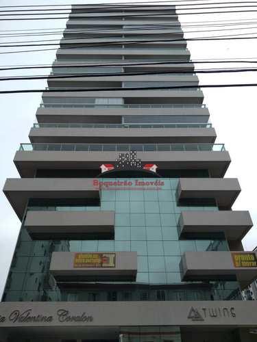 Apartamento, código 338 em Praia Grande, bairro Canto do Forte