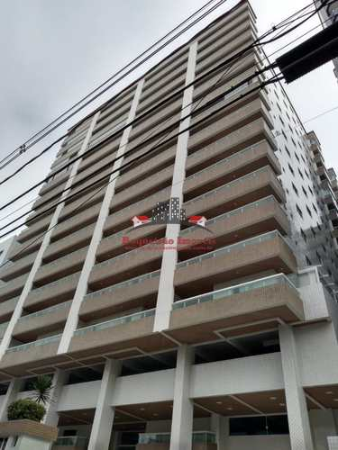 Apartamento, código 360 em Praia Grande, bairro Guilhermina