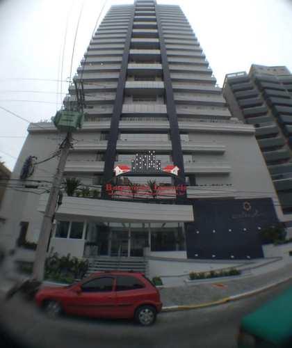 Apartamento, código 445 em Praia Grande, bairro Canto do Forte
