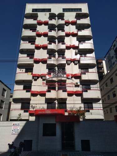 Apartamento, código 447 em Praia Grande, bairro Guilhermina