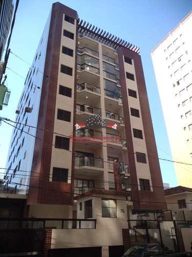 Apartamento, código 640 em Praia Grande, bairro Canto do Forte