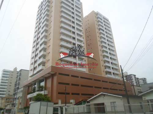 Apartamento, código 650 em Praia Grande, bairro Canto do Forte