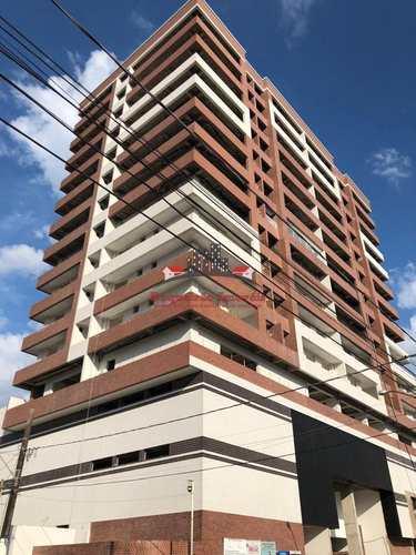 Apartamento, código 867 em Praia Grande, bairro Guilhermina